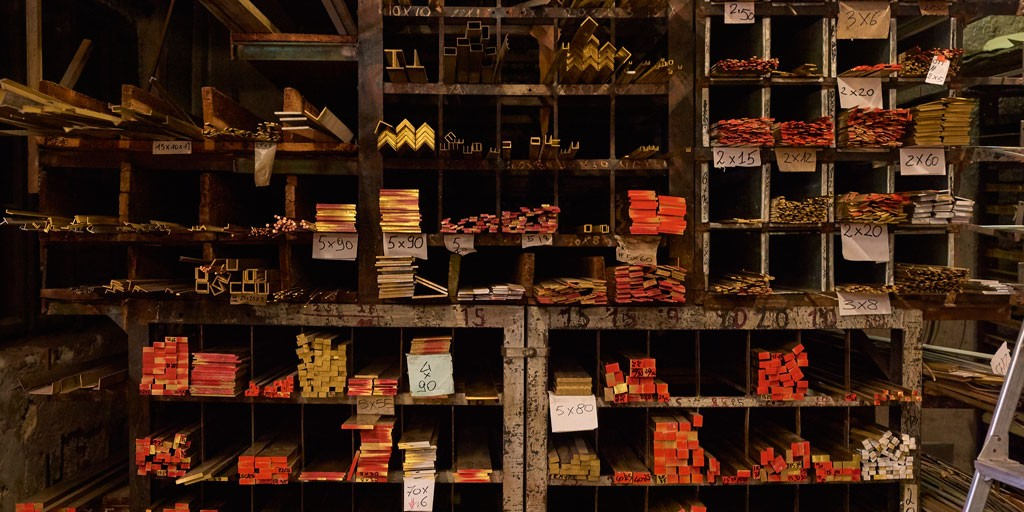 Giorgi Metalli | Vendita semilavorati ferro, acciaio inox e ghisa Milano